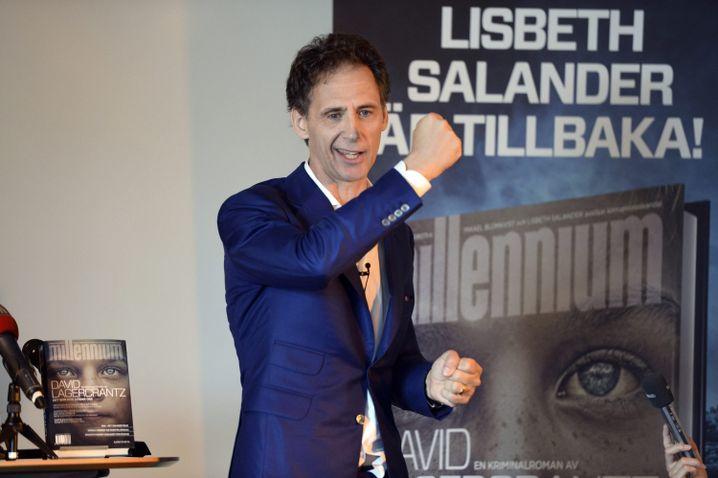 Autor der Millennium-Fortsetzung: David Lagercrantz