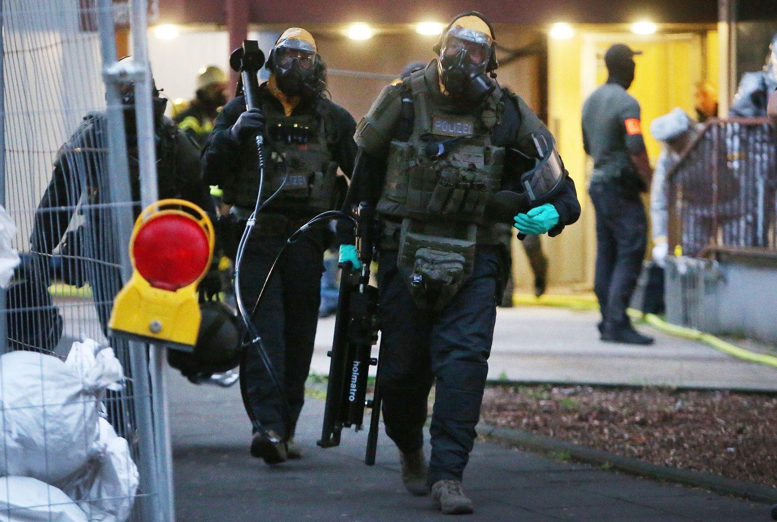 Prozess gegen mutmaßliche Rizin-Bombenbauer beginnt im Juni