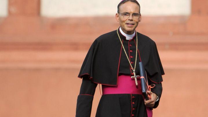 Skandalbischof Tebartz-van Elst: Spendengift für die Caritas