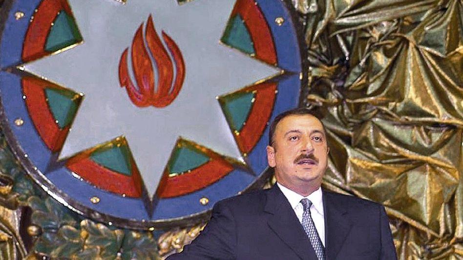 Autokrat Alijew: Erste Ergebnisse bereits am Tag vor der Wahl veröffentlicht