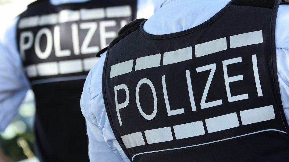 Polizisten (Symbolbild)