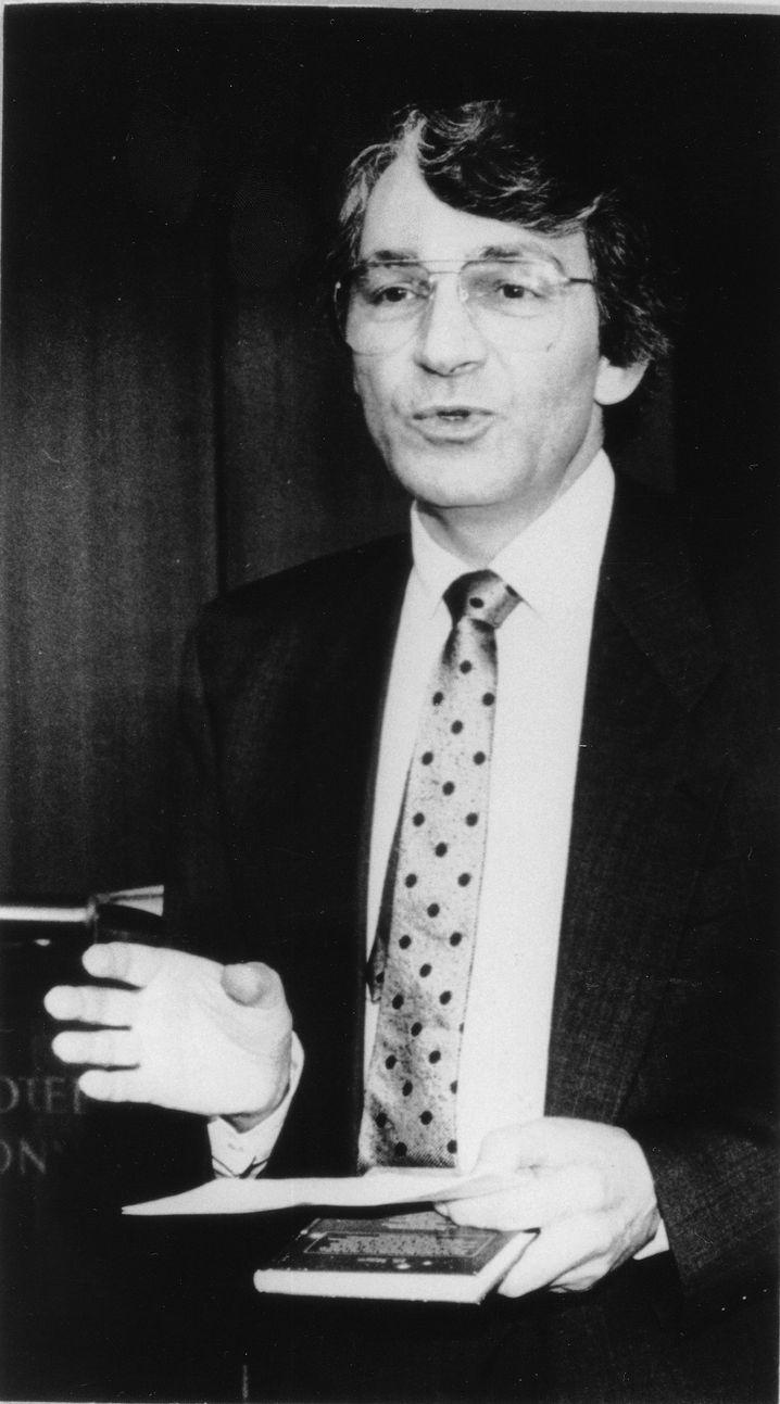 Dieter Schwarz vor mehr als 25 Jahren: Aktuelle Fotos des Firmengründers gibt es nicht