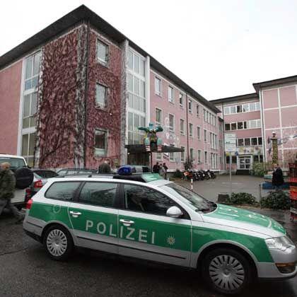 Polizeieinsatz Offenburg