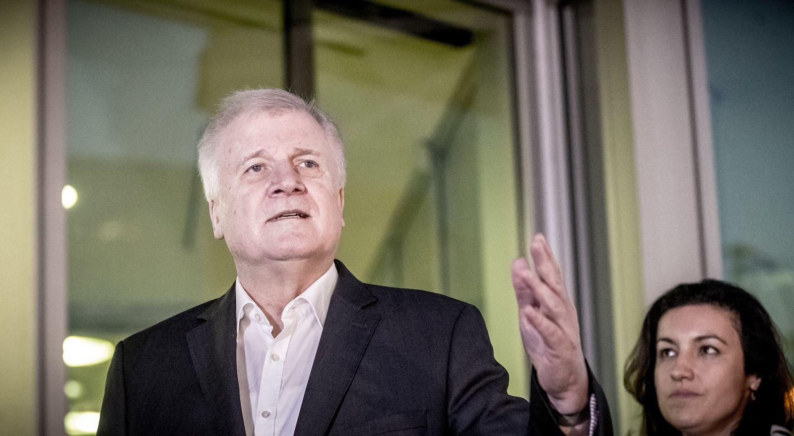 Asylstreit - CDU/CSU-Beratungen