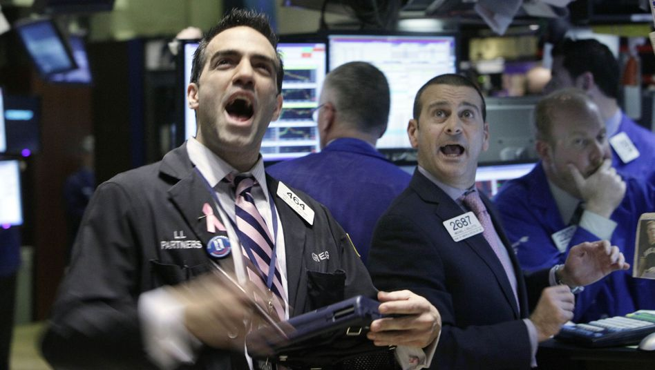 Wall-Street-Händler: Der Spekulant, das unbekannte Wesen