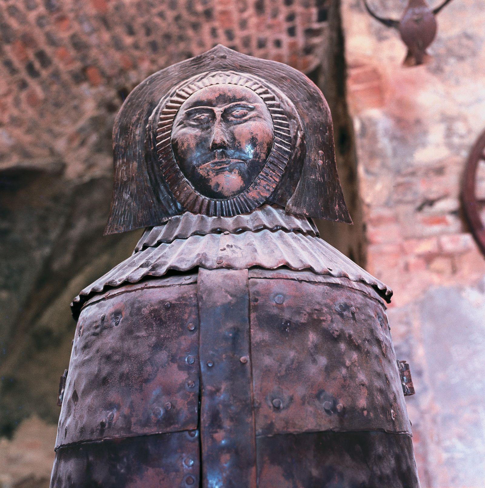 Iron Maiden of Lockenhaus Castle