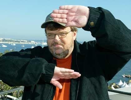 "Filmemacher Michael Moore: Gegendarstellungen aus dem ""war room"""