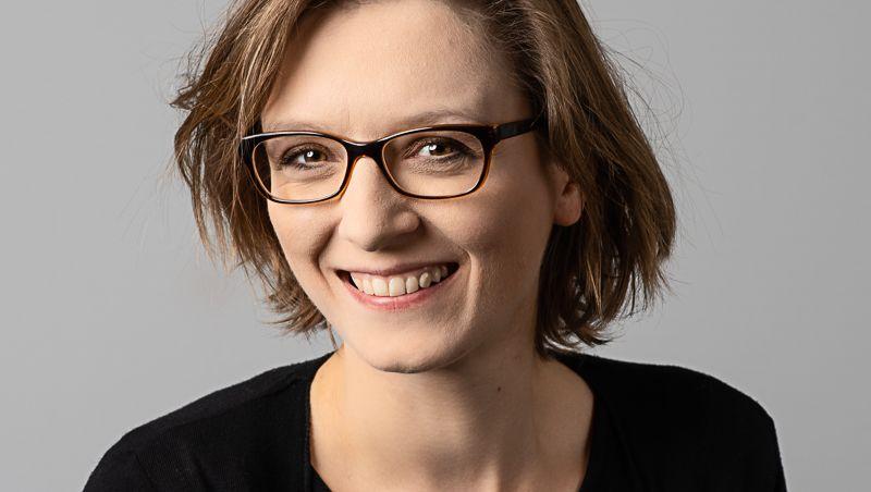 Lisa Herzog, Professorin am Centre for Philosophy, Politics and Economics derUniversität Groningen