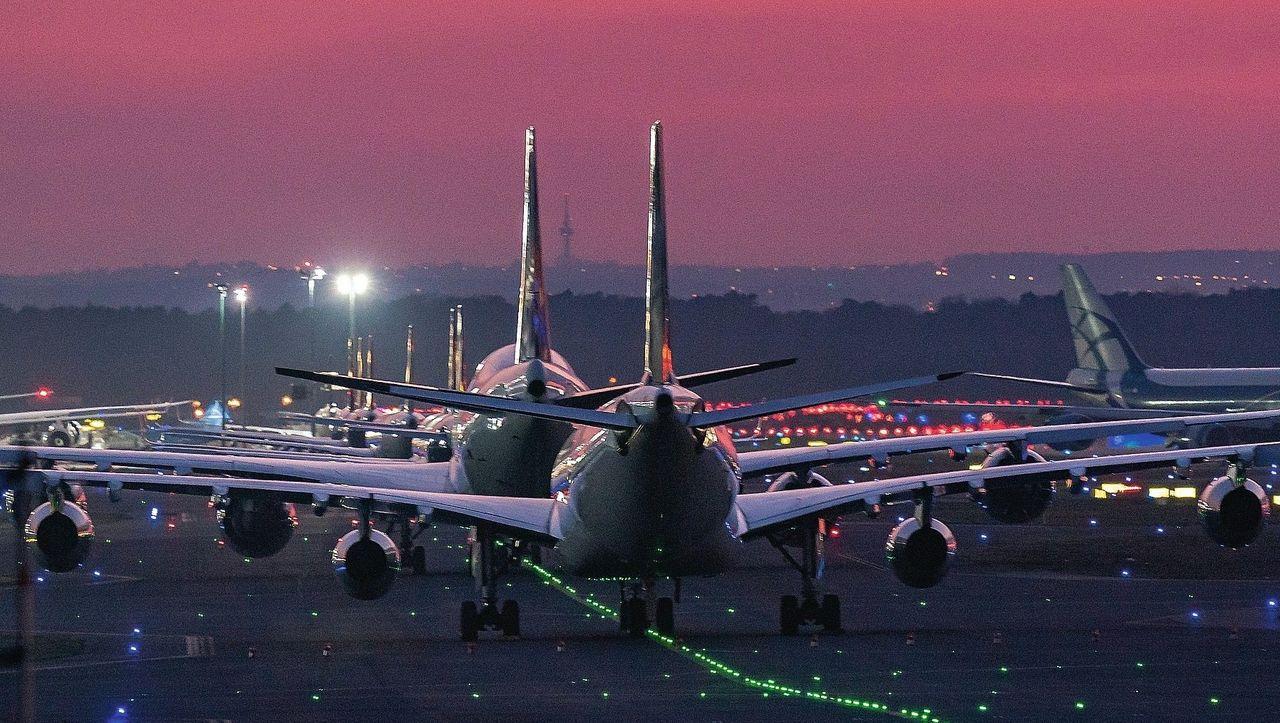 Der Fall Lufthansa