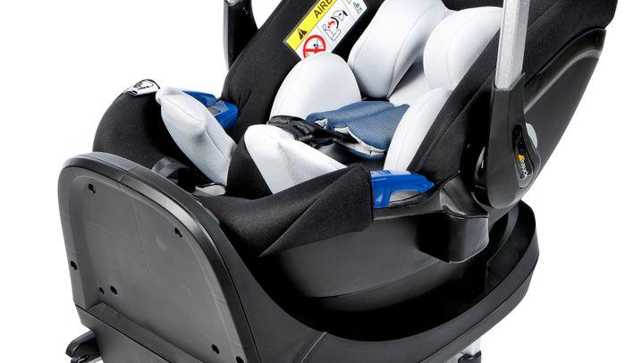 ADAC-Test: So schneiden aktuelle Kindersitze ab