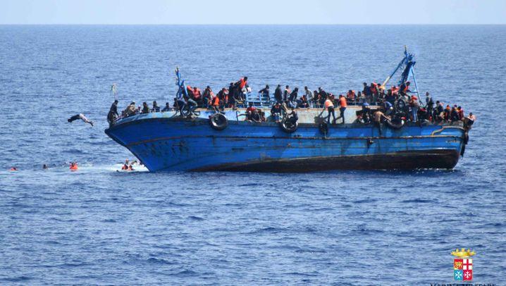 Flucht nach Europa: Einsatz im Mittelmeer