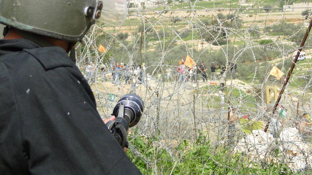 Israelische Armee: Stoiker im Dorf der Steinewerfer