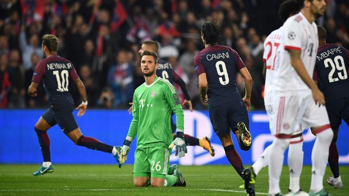 Bayern-Niederlage in Paris: Geld kauft Spieler, die Tore schießen