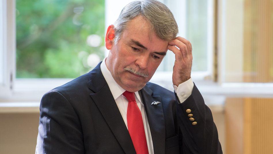 Gustl Mollath in Regensburg: Freispruch in Wiederaufnahmeverfahren