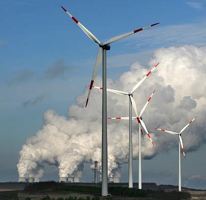 Massenphänomen: Die Windmühlen kommen zurück, nun auch die Wasserräder?