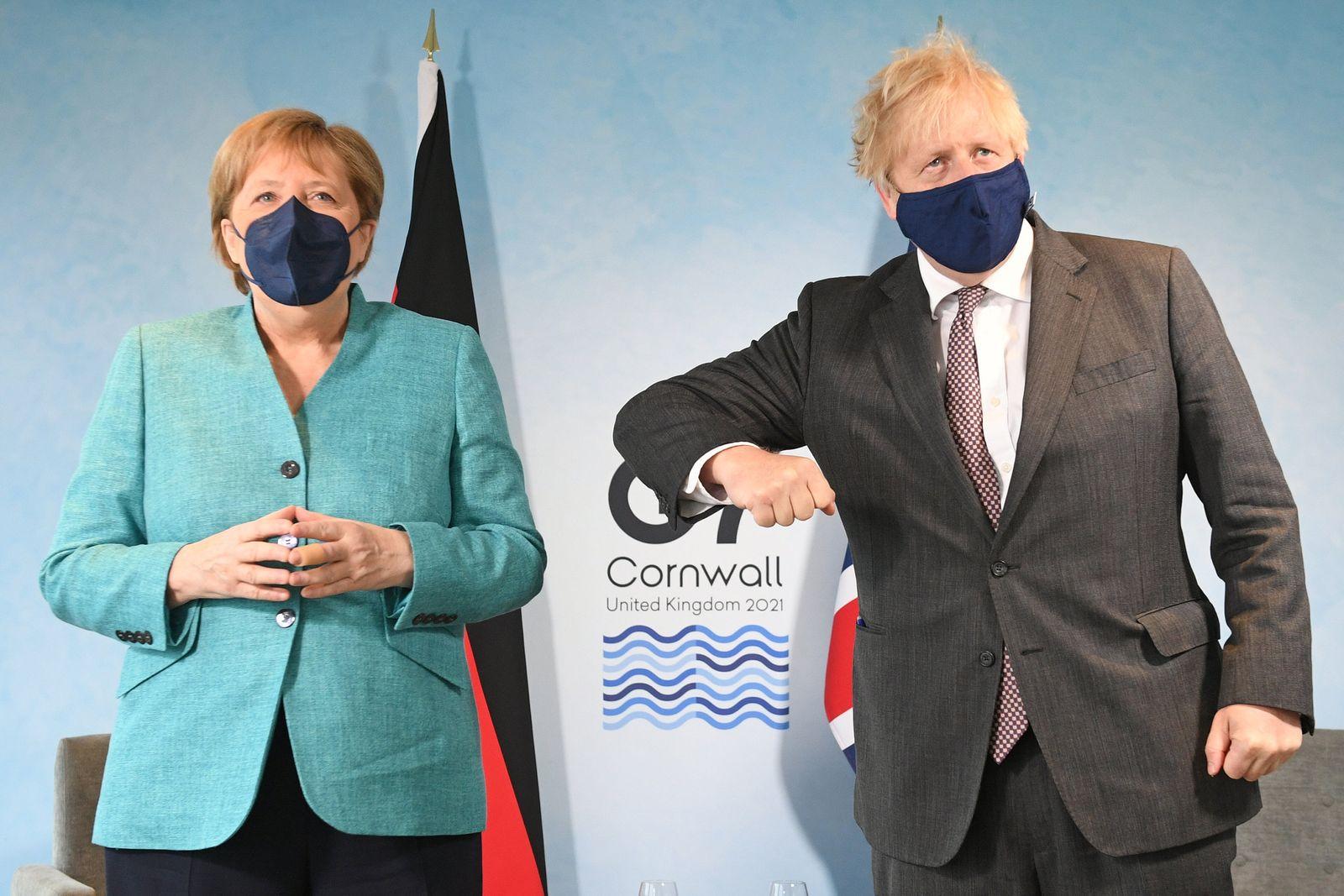 G7-Gipfel in Carbis Bay