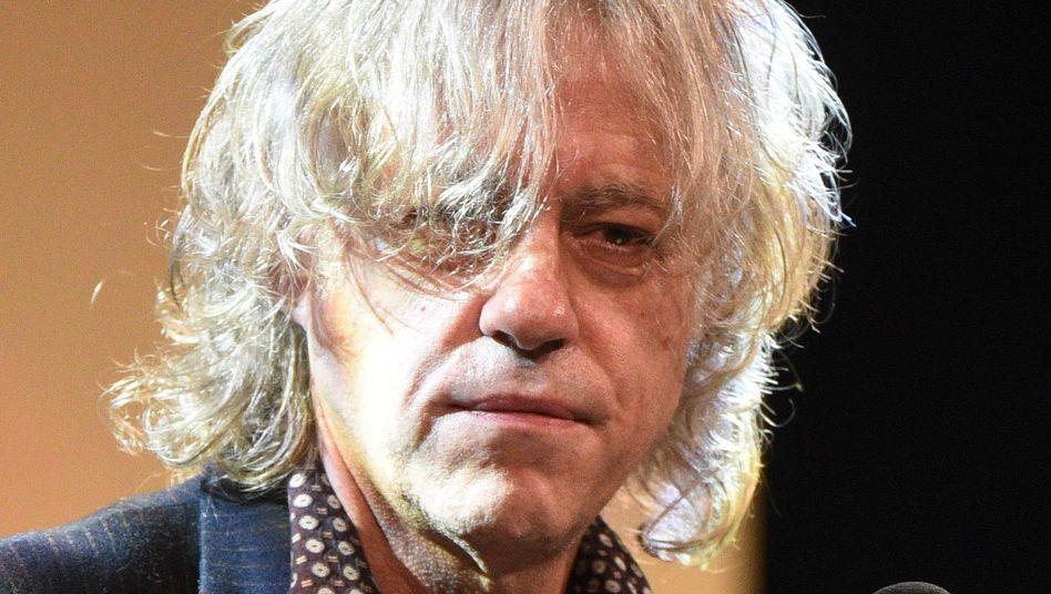 Musiker Bob Geldof: Tochter Peaches starb an Überdosis Heroin