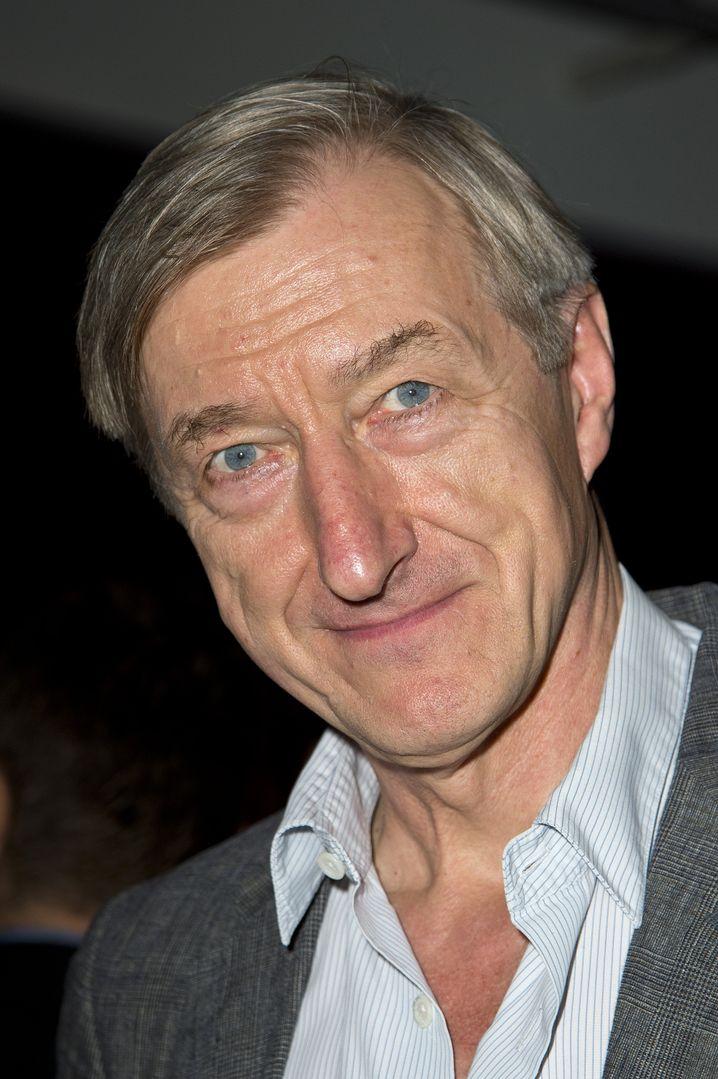 Der Schriftsteller Julian Barnes