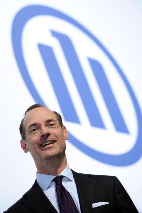 Allianz-Chef: Oliver Bäte