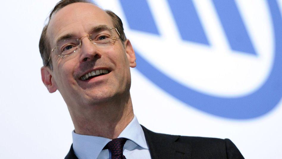 Oliver Bäte, Vorstandsvorsitzender der Allianz (Archiv)