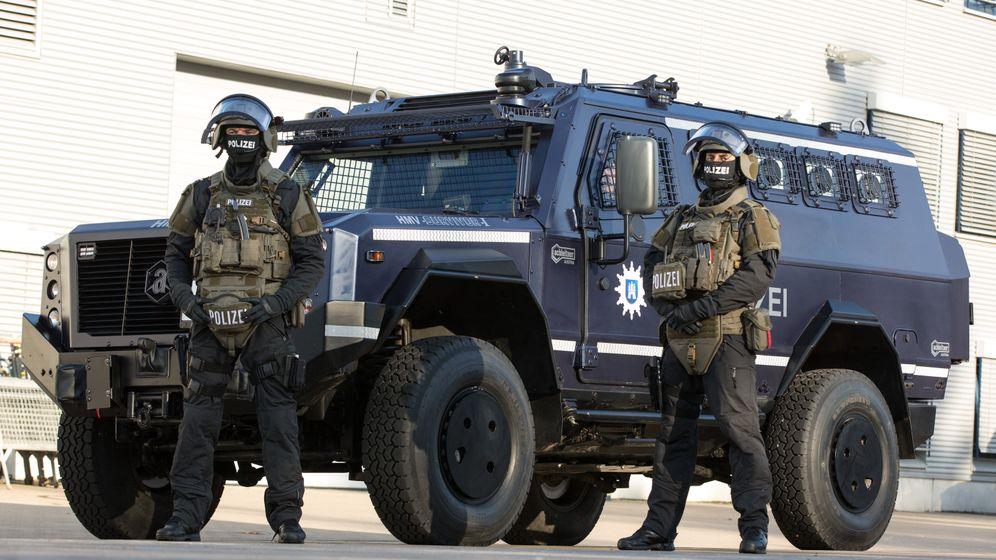 Terrorgefahr: So rüstet die Hamburger Polizei auf