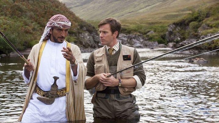 """""""Lachsfischen im Jemen"""": So romantisch kann Angeln sein"""