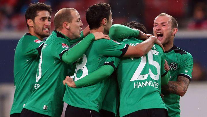 11. Spieltag: Hannovers glanzvolle Viertelstunde