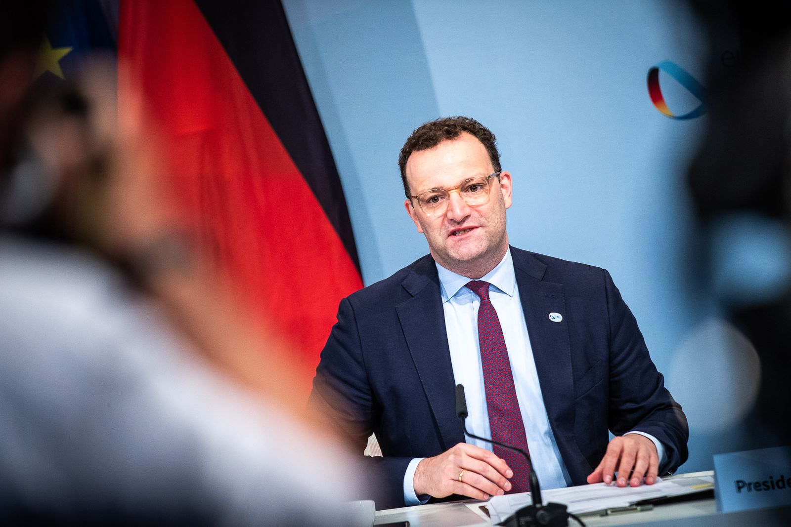 Informal meeting of the Ministers of Health in Berlin, Germany - 16 Jul 2020