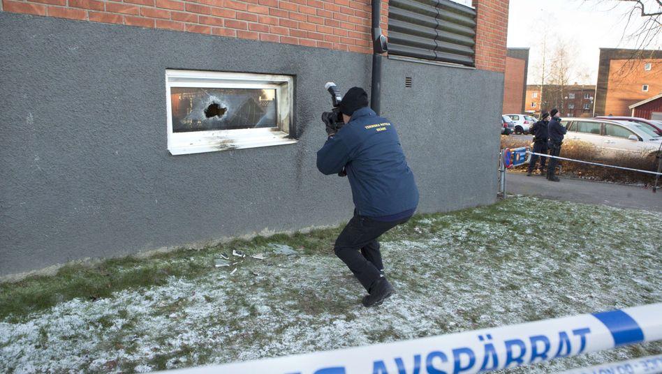 Brandanschlag: Erneut Feuer in schwedischer Moschee ausgebrochen