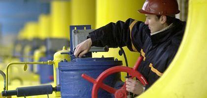 Gasanlage in der Ukraine: Russland dreht den Hahn wieder auf