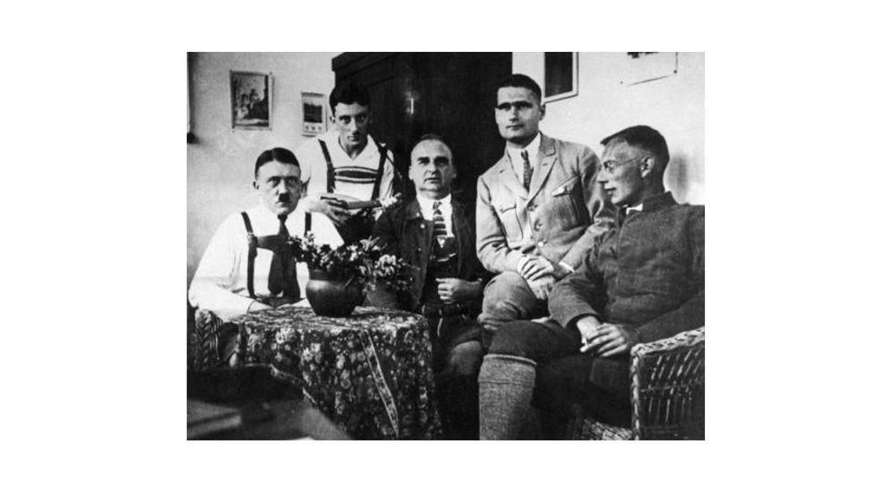 """Hitler hinter Gittern: """"Er war stets verständig, genügsam, bescheiden und höflich"""""""