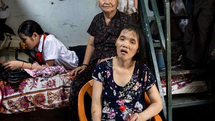 Photo Gallery: Living with the Scourge of Agent Orange