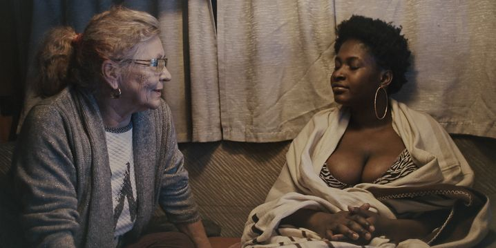 Vermieterin Uschi, Sexarbeiterin Rita in