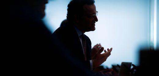 Jens Spahn (CDU) wurde in der Corona-Krise von der Kanzlerhoffnung zum Pannenminister