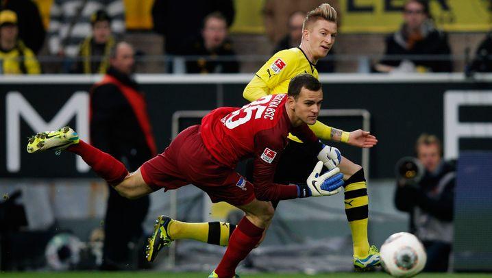 Bundesliga: Hertha und Bremen überraschen