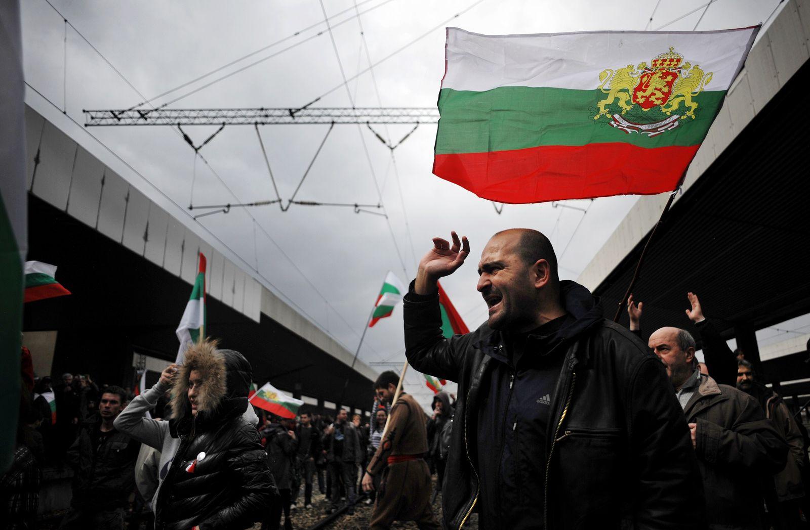 Bulgarien / Proteste
