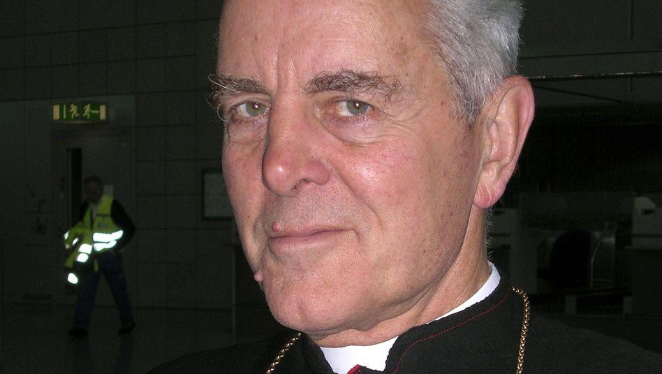 Bischof Richard Williamson (2007): Fall des Holocaust-Leugners könnte in neue Runde gehen