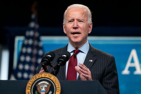 US-Präsident Joe Biden will die Zahl der täglichen Impfungen bald massiv ausweiten