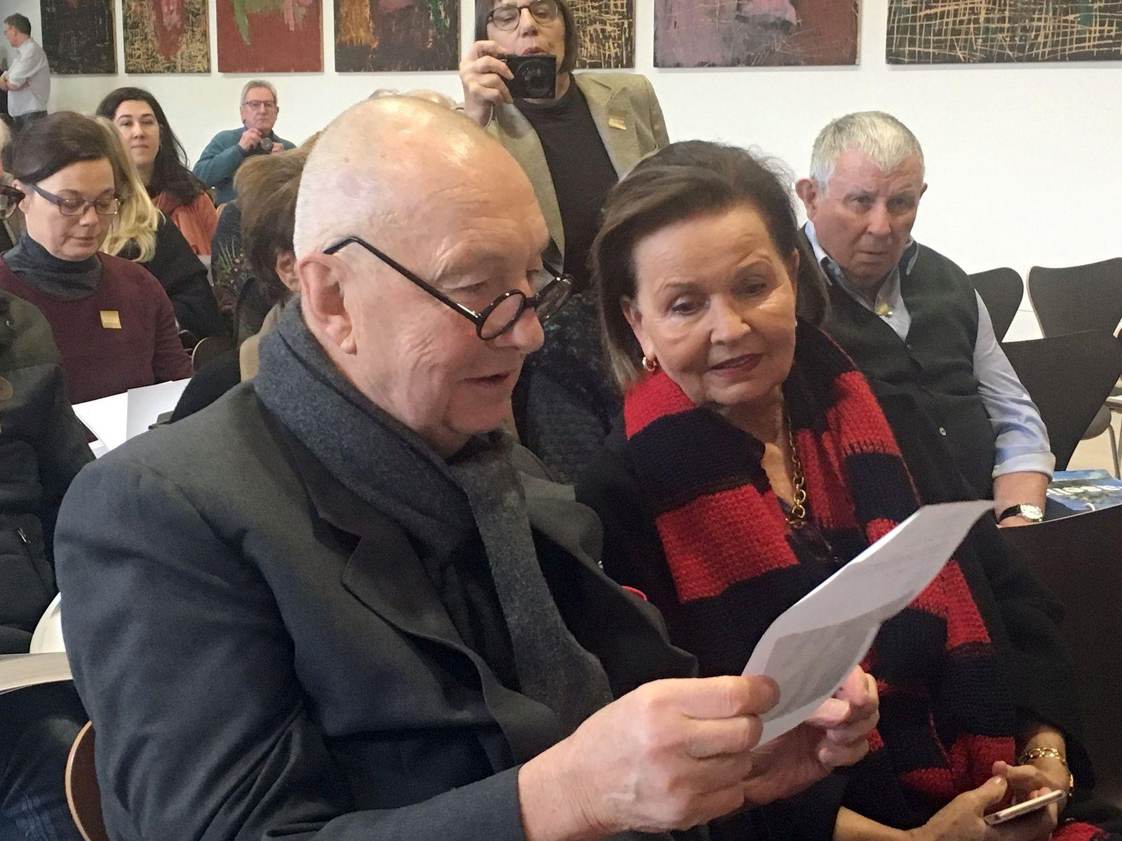 Georg und Elke Baselitz