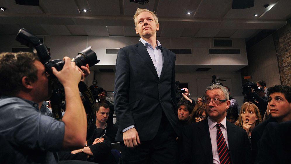 Photo Gallery: The WikiLeaks Odyssey