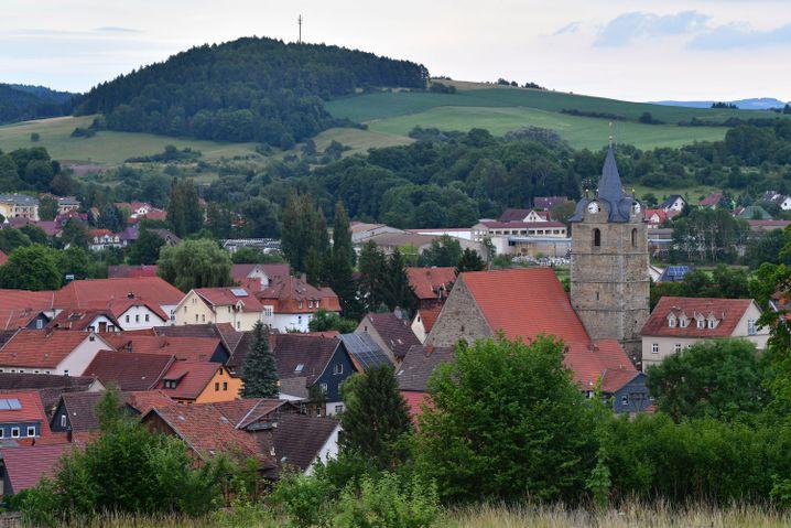 Themar in Thüringen