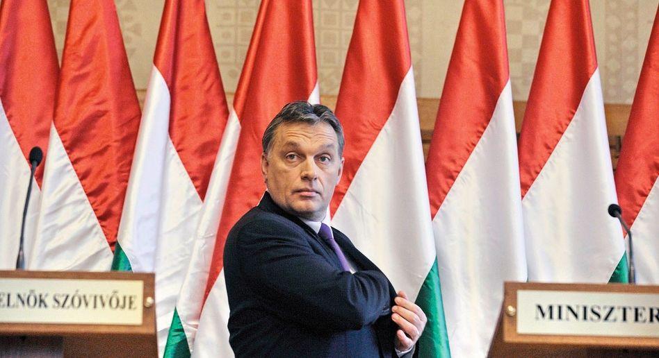 Ministerpräsident Orbán: »Die ungarische Version von Putin«