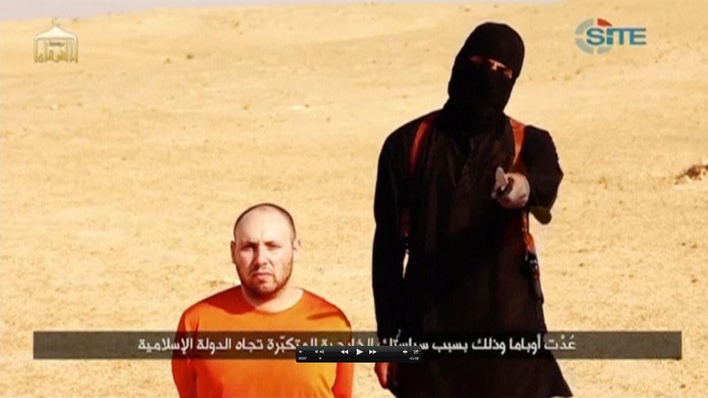 """Terror-Reporterin: """"Eine Garantie gibt es nicht"""""""