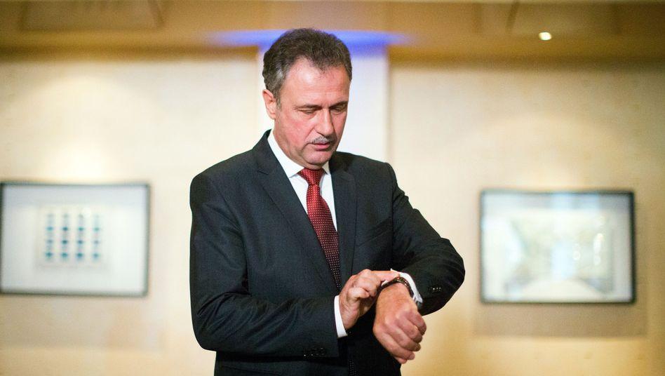 GDL-Chef Weselsky: Was hat er denn?