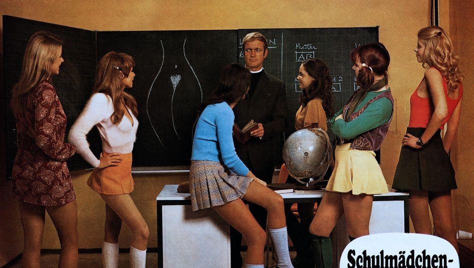 Szene aus »Schulmädchen-Report V«
