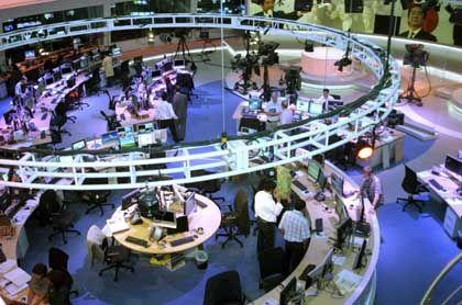 Al Jazeera is based in the Qatar capital Doha.