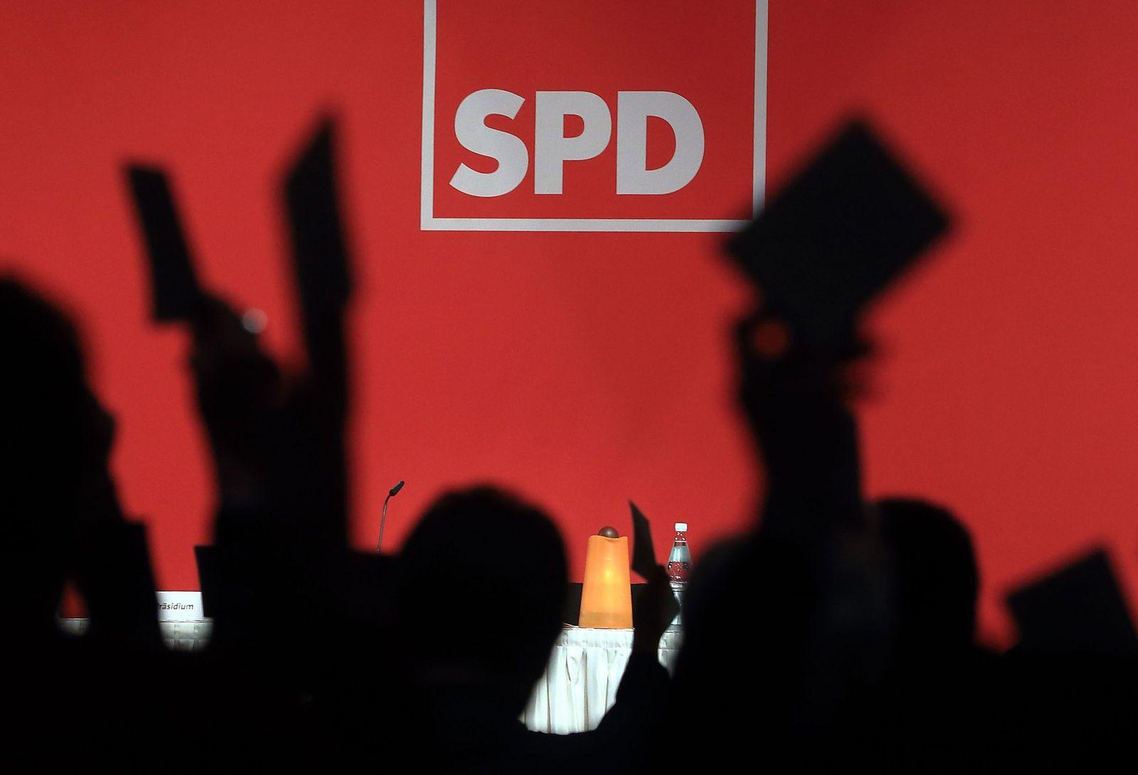 SPD-Landesparteitag Sachsen-Anhalt
