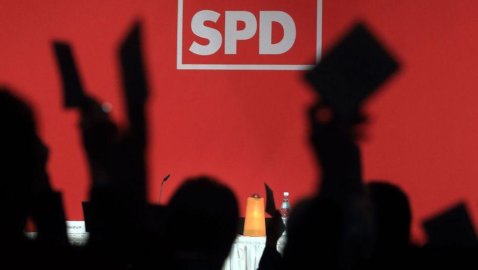 Innerparteiliche Demokratie: Über zwei Drittel der SPD-Mitglieder wünschen sich mehr Einfluss