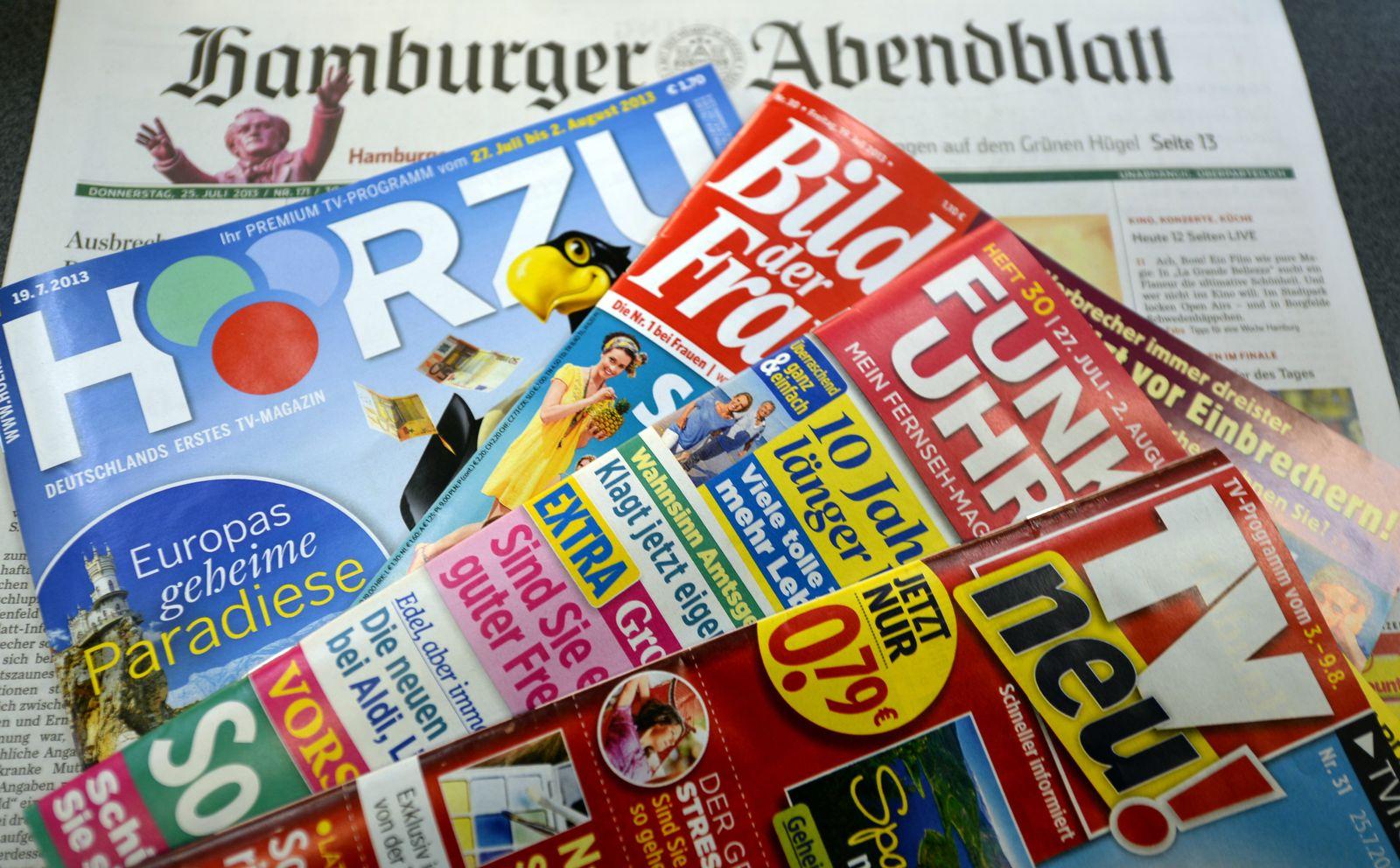 Axel Springer verkauft Regionalzeitungen