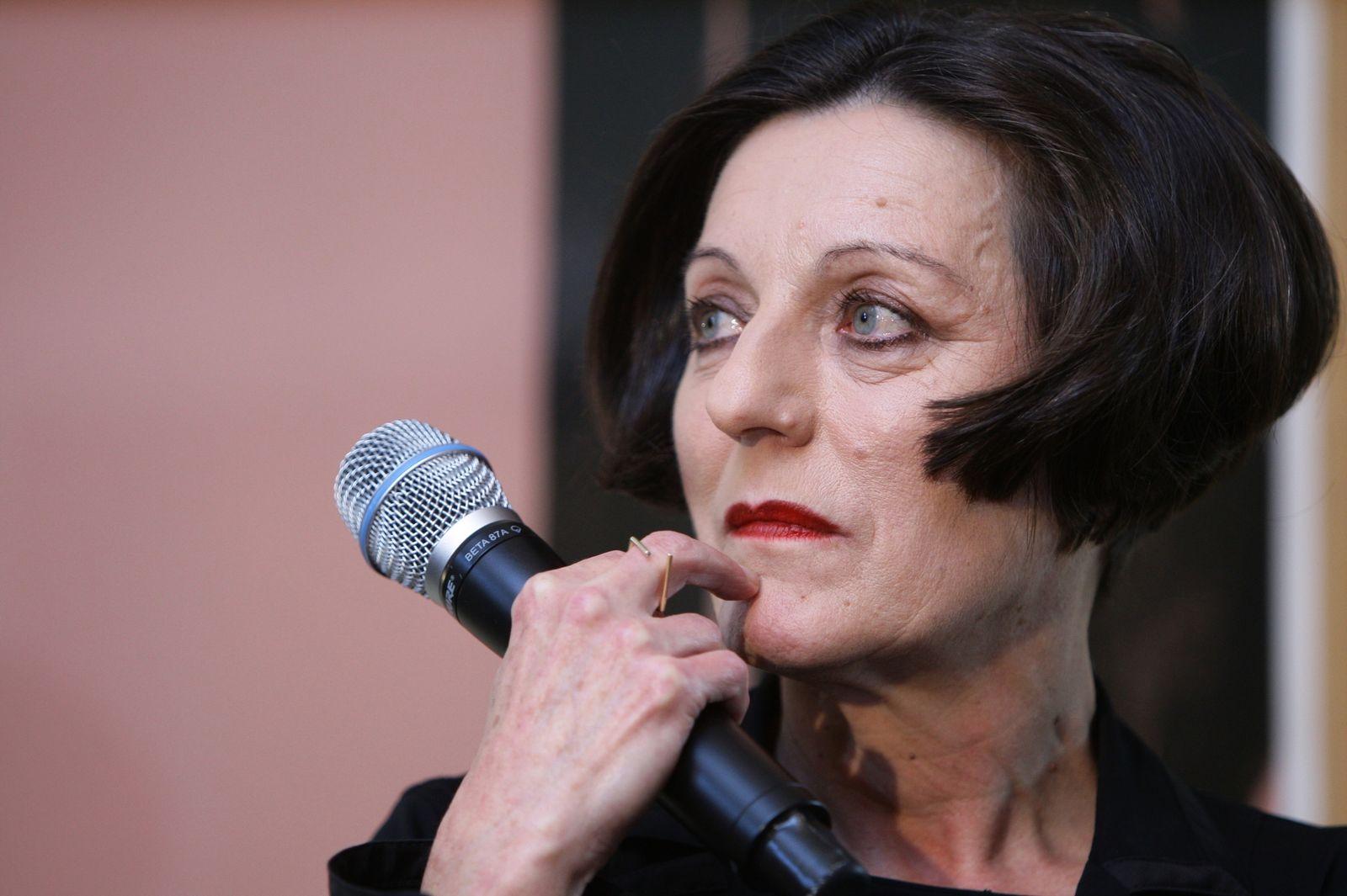 Herta Mueller / Literaturnobelpreis